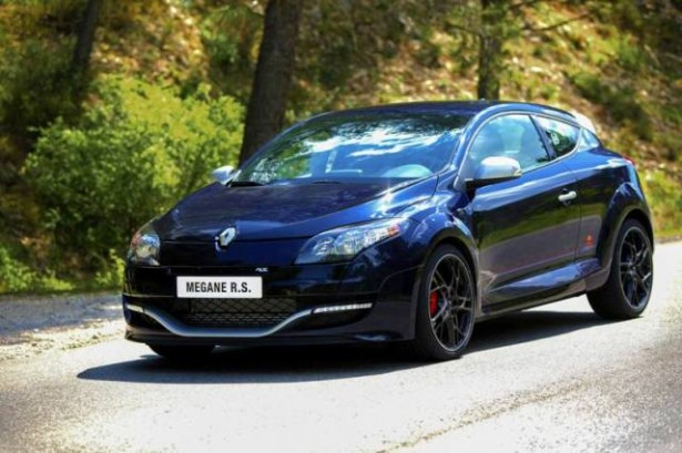 Megane RS 265 Red Bull Limited Edition