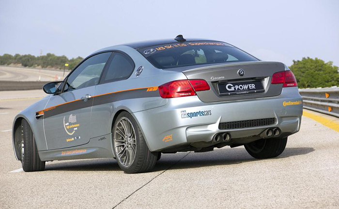 BMW M3 HURRICANE 337 Edition
