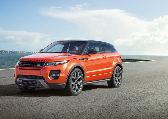 Land Rover Range Rover Evoque Autobiography Dynamic 2015