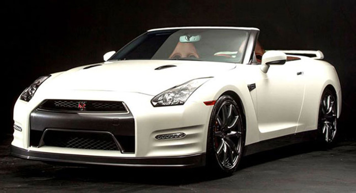 Nissan GT-R by NCE