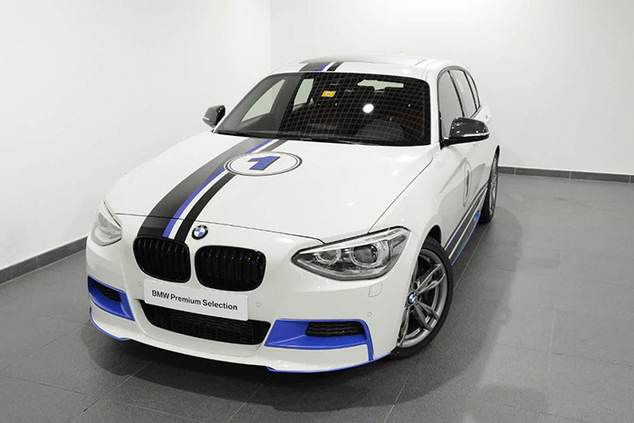 BMW M135i by Abu-Dhabi
