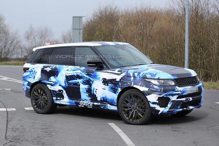 Land Rover Range Rover Sport RS