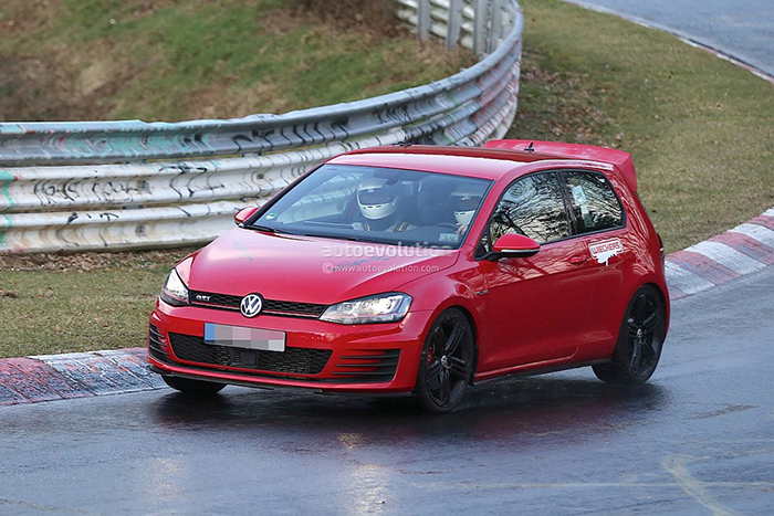 Volkswagen Golf GTI Club Sport