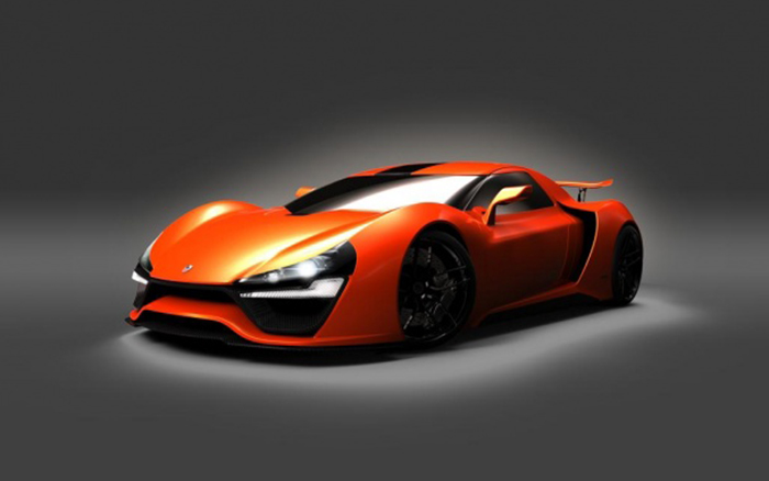 Trion SuperCars Nemesis