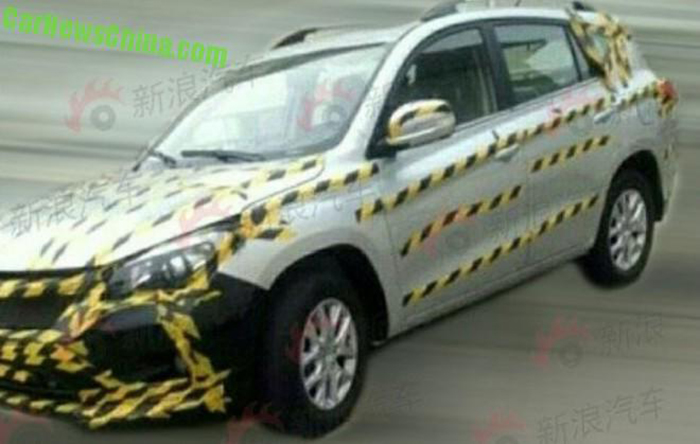 BYD S3