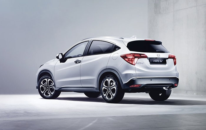 Honda HR-V EU Version 2016
