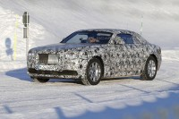 Продажи Rolls-Royce Dawn стартуют в начале 2016 года